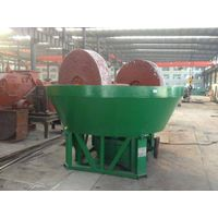 China Supplier Gold Wet Pan Mill, Grinding Gold Mill Machine