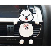 Cartoon Silicone Car Air Vent Phone Mount Holder thumbnail image