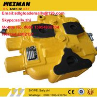 original control valve assembly, 12C0016 in yellow colour for liugong wheel loader thumbnail image