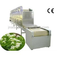 Microwave dryer sterilizer for thyme thumbnail image