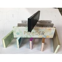 high quality custom logo paper eyeshadow palette box