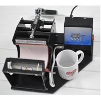 HOT SALE!!Cheap Digital Mug/Cup Printing CBRL Mug Heat Press/Sublimation Machine   Mug Printer/ Pres thumbnail image