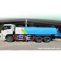 dongfeng 20m3 water tank truck euro 4 for sale thumbnail image