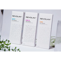 Revolax Hyaluronic Acid Dermal Filler for Cosmetic Surgery Deep 1.1ml thumbnail image