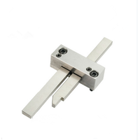 plastic injection lacth lock