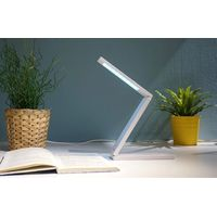Foldable & Portable Battery operated table Lamp