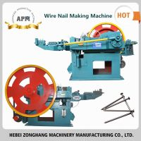 Coil Nails Making Machine