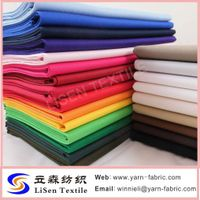 CVC 60/40 45Sx45S Cotton blended suiting fabric thumbnail image