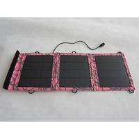 9W Foldable Solar Charger Bag for Iphine4,5 thumbnail image