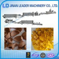 Easy operation corn flakes machinery manufacturers in india jinan factory thumbnail image