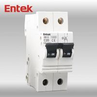6kA Miniature Circuit Breaker CB MCB 2P 06A