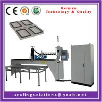 Form in place foam gasket machine
