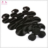 Virgin Human Hair Factory Price Shedding Free Indian Temple Human Hair Extension