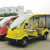 Marshell 4 person electric sightseeing car