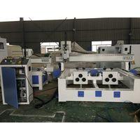 Factory supply best price CNC Router machine bent plywood chair machine HYB-2Y