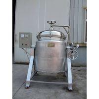 Tilting High Pressure Cookin Pot