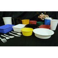 Factory supply disposable plastic tableware vacuum coating machine