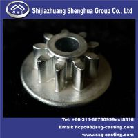 Investment Casting Machine Parts Gear