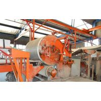 Asbestos cement pipe making machine SKYPE: mica.song_1