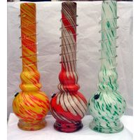 New Design Smoking Glass Bong Water Pipe