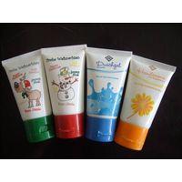 plastic cosmetic  tube ,cream tube thumbnail image