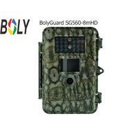 High Quality Long Range Hunting Trail Scouting Game Wildlife Camera with 8MP Image and 720P HD Video thumbnail image