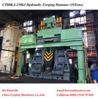 CT88KA-63 Air-Steam Forging Hammer Retrofit Into Hydraulic Forging Hammer