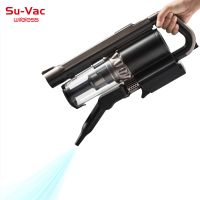 SUVAC DV-8850DCW MULTI-FUNCTION CORDLESS PORTABLE AND RECHARGEABLE CYCLONE VACUUM CLEANER thumbnail image