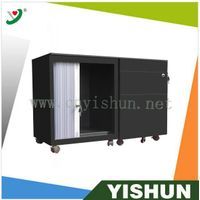 2014 lastest sliding door cabinet with roller shutter