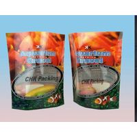 China stand up instant food plastic pouch for meat,pork,beef jerky,sea food,dry food,snack thumbnail image