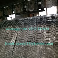 4ft8ft hot dip galvanized gothic hole heavy duty expanded metal panel