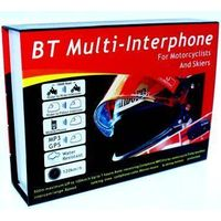 motorycle bluetooth helmet headset interphone thumbnail image