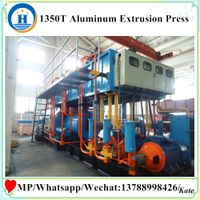 China extrusion aluminium press