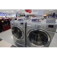 GE UltraFresh Vent System Front-Load Washer & Electric Dryer Set