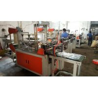 Four-Line Bottom Sealing and Cutting Bag Machine thumbnail image
