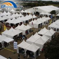 10x10M pagoda tent for conference events