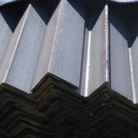Shanghai steel Angle bars for sale