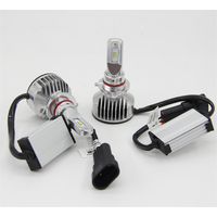 2018 New Design 5000LM Canbus Free Car Led H7 Headlight With 3 Years Warranty