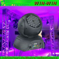 LED double-arm moving head light