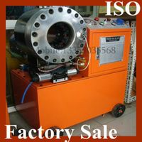 Professional manufacturer hose crimper machine (1/4'-2') thumbnail image