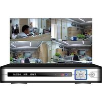 4CH HD IDVR 3 in 1 ( DVR\HVR\NVR ) All Camera Compatible (IP or not IP) thumbnail image