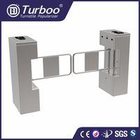 Turboo LV328:Swing turnstile, swing barrier gate,good quality barrier gate for sale thumbnail image