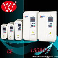 CE ISO certification approved vfd controller