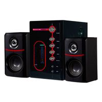 2.1 CH Speakers with FM USB/SD and Remote Control thumbnail image
