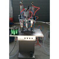 Semi automatic aerosol filling machine
