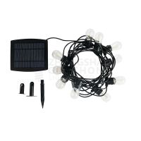 Outdoor commercial weatherproof string light E27
