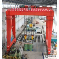 Top Quality MG model double girder gantry crane