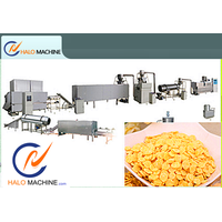 Advanced Cornflakes Breakfast Cereal Processing Line Corn Flakes Machine Breakfast Cereal Production