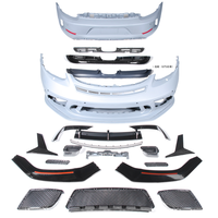 NEW ARRIVAL Km fit for 2012-18 718 upgrade GT3 bodykits
