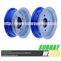 Split Forklift Trucks Wheel Rims